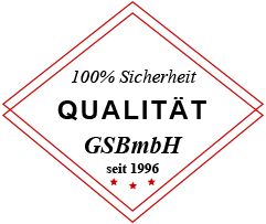 Siegel Qualitaet